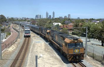 Indian Pacific Perth Western Australia